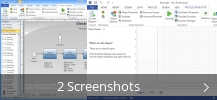 Screenshot-Collage für Process Simulator 2014
