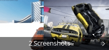 Screenshot-Collage für Next Car Game