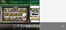 Screenshot-Collage für VIP Slots