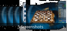 Screenshot-Collage für Grand Master Chess