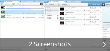 Screenshot-Collage für Any Video Converter Freeware