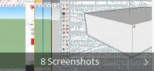 Screenshot-Collage für SketchUp