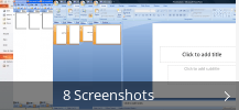 Screenshot-Collage für Microsoft Office PowerPoint