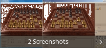 Screenshot-Collage für Absolut Chess