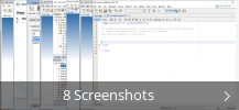 Screenshot-Collage für NetBeans IDE