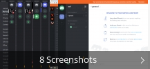 Screenshot-Collage für Discord