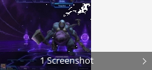 Screenshot-Collage für Heroes of the Storm