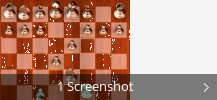 Screenshot-Collage für Chess Maniac