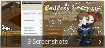 Screenshot-Collage für Endless Online