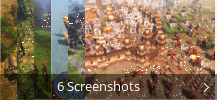 Screenshot-Collage für Age of Empires III - The Asian Dynasties