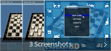 Screenshot-Collage für Real Checkers