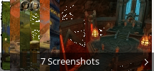 Screenshot-Collage für Runes of Magic