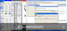 Screenshot-Collage für Microsoft Visual Basic