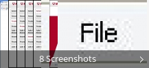 Screenshot-Collage für McAfee SiteAdvisor