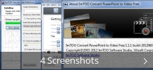 Screenshot-Collage für ImTOO Convert PowerPoint to Video Free
