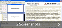 Screenshot-Collage für Traders Way MetaTrader